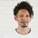 【メンズ モテヘアスタイル】          セクシーパーマ